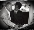 Gerry Youngman and Dr. Lonnie Smith