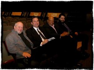 Gerry Youngman, Bill Tiberio, Mel Henderson, Aaron Stubel