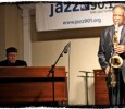 Gerry Youngman and Houston Person at at Jazz 90.1 Artist Series